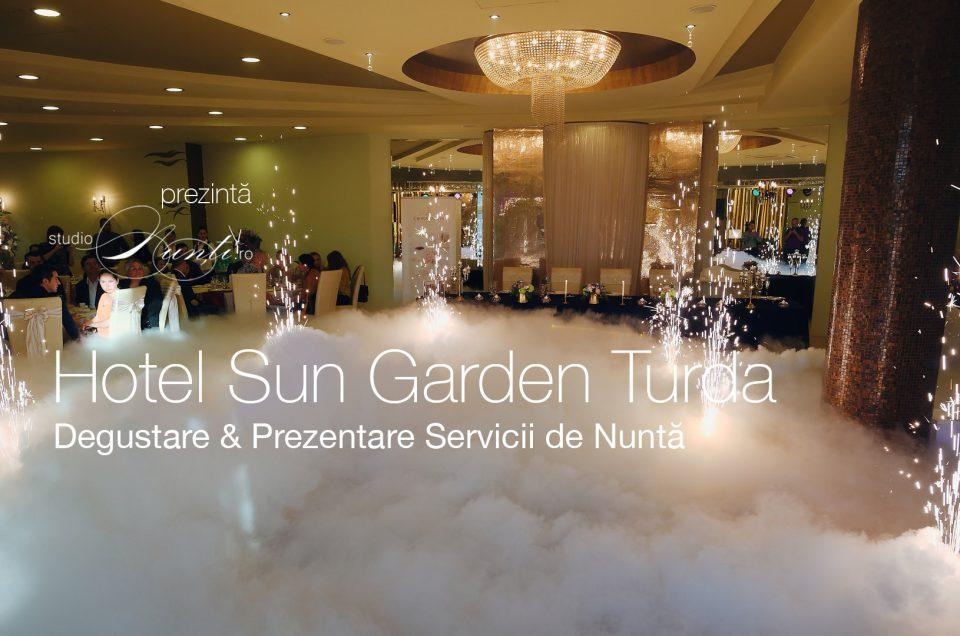 Sun Garden Turda – Prezentare Servicii de Nunta