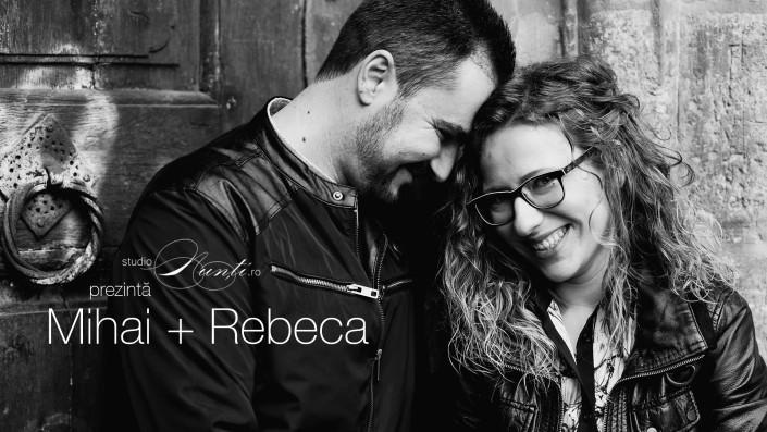Cerere in Casatorie. Proposal Mihai si Rebeca