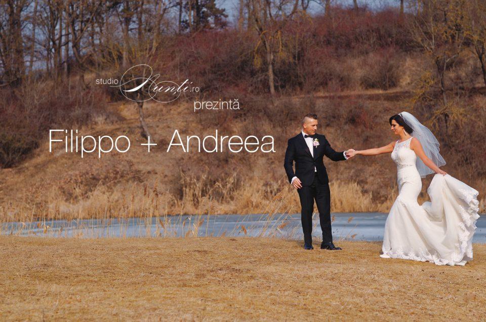 Film nuntă Sun Garden Turda