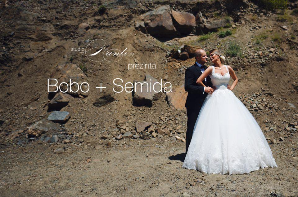 Filmul nunții Bobo și Semida. Sun Garden Turda