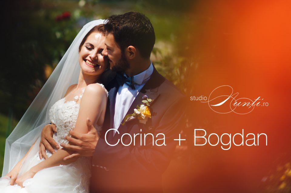 Filmul nunții Bogdan și Corina. Zalău