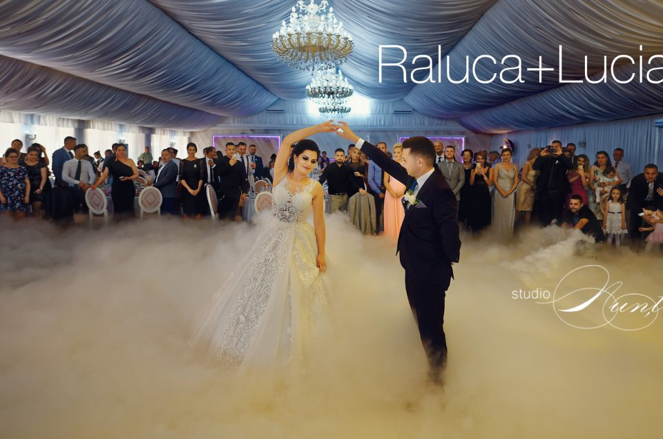 A new family. Wedding Day. Raluca si Lucian