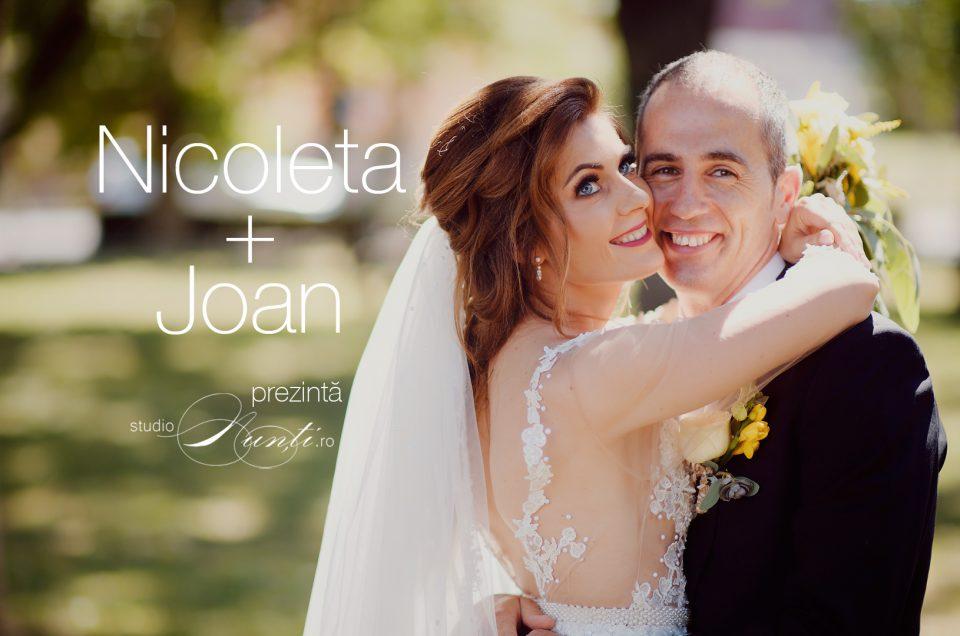 Joan + Nicoleta
