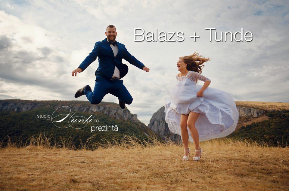 Balazs + Tunde