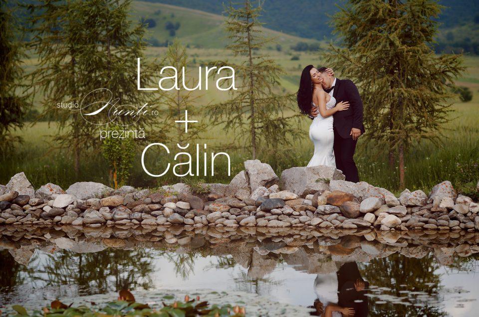 Laura + Calin. Clip nunta!