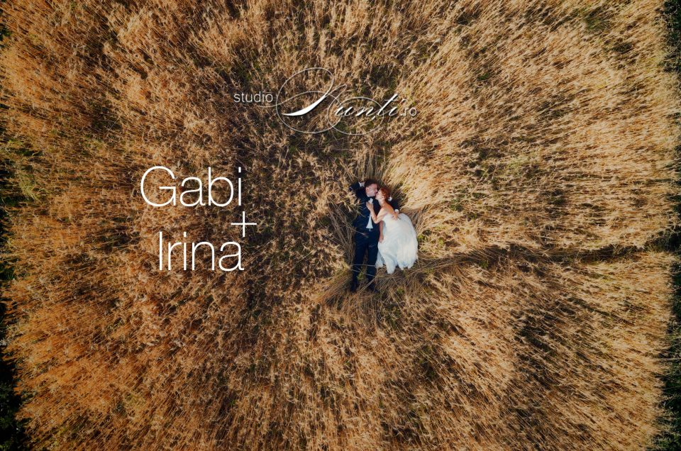 About love… Irina si Gabi