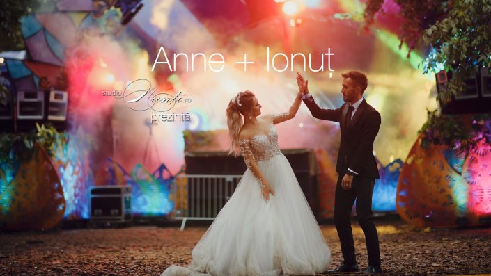 Untold 2019 ... Anne + Ionut Wedding Day