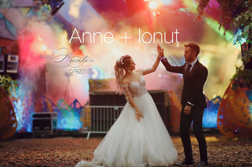 Untold 2019 … Anne + Ionut Wedding Day