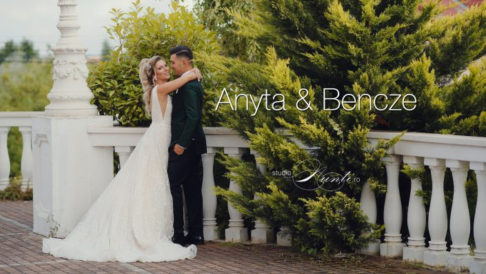 Anyta si Bencze - Wedding Day
