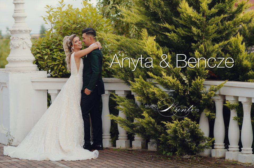 Anyta + Bencze. Ziua NUNTII