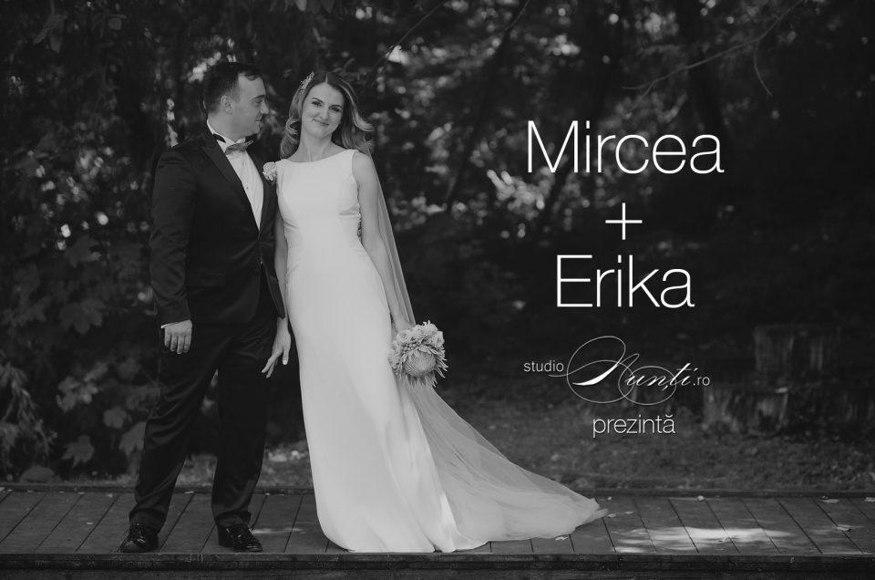 Erika + Mircea – Wedding Day