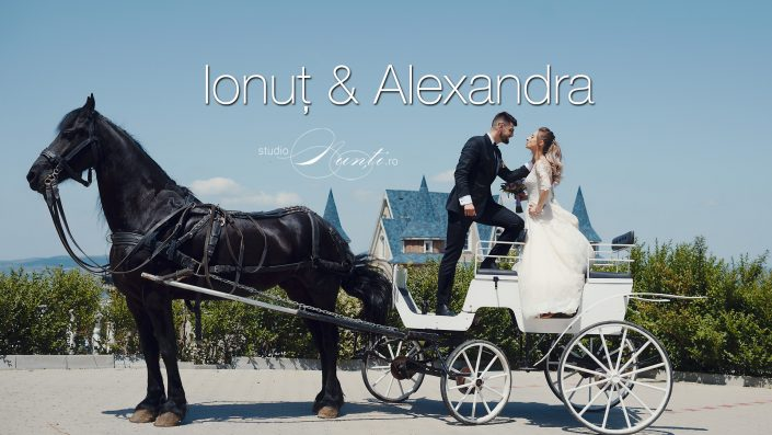 Ionut si Alexandra - Wedding Day