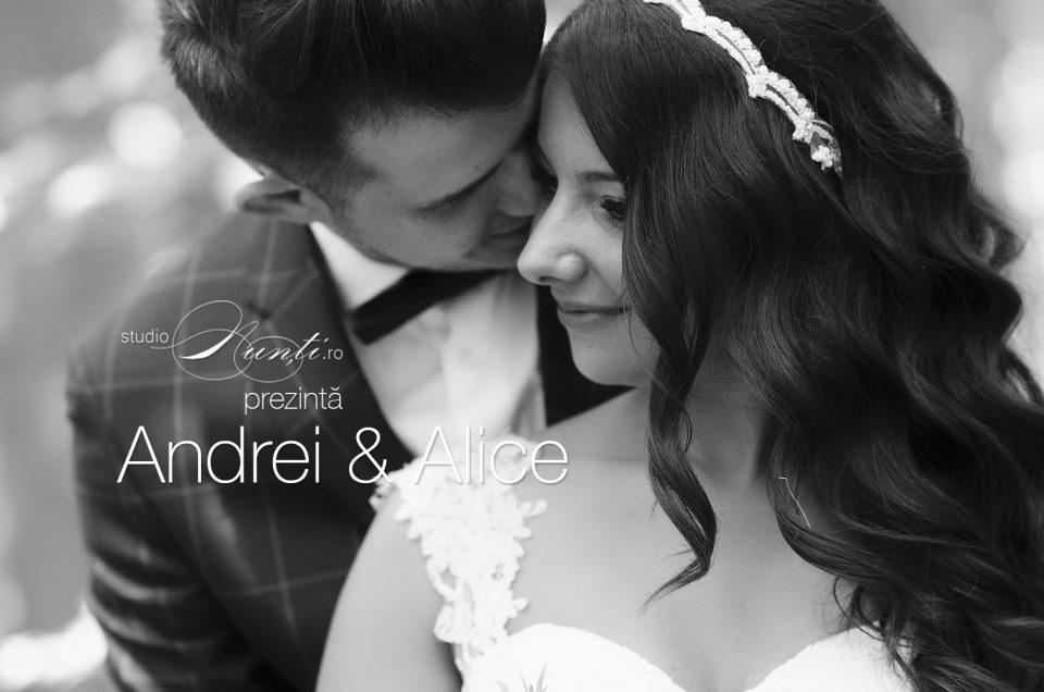 Video nunta Turda – Salicea. Andrei & Alice
