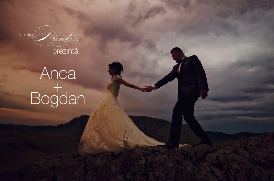 Filmul nunții Bogdan și Anca A3 Câmpia Turzii