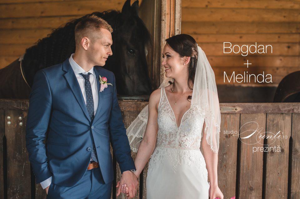 Filmul nunții Bogdan și Melinda Cluj-Napoca