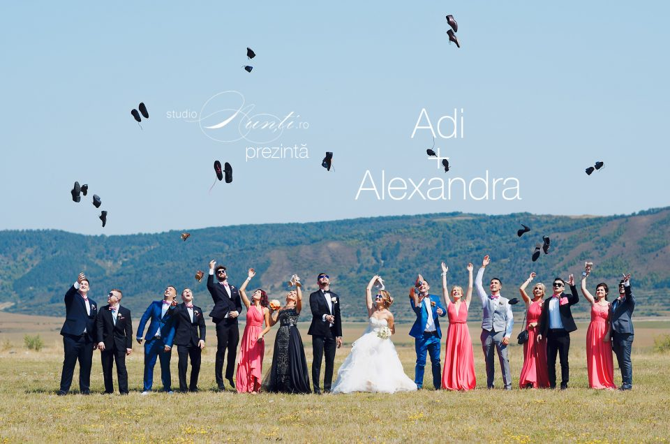 Wedding Highlights of Adi & Alexandra