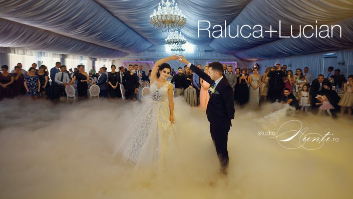 A new family. Wedding Day. Raluca + Lucian.